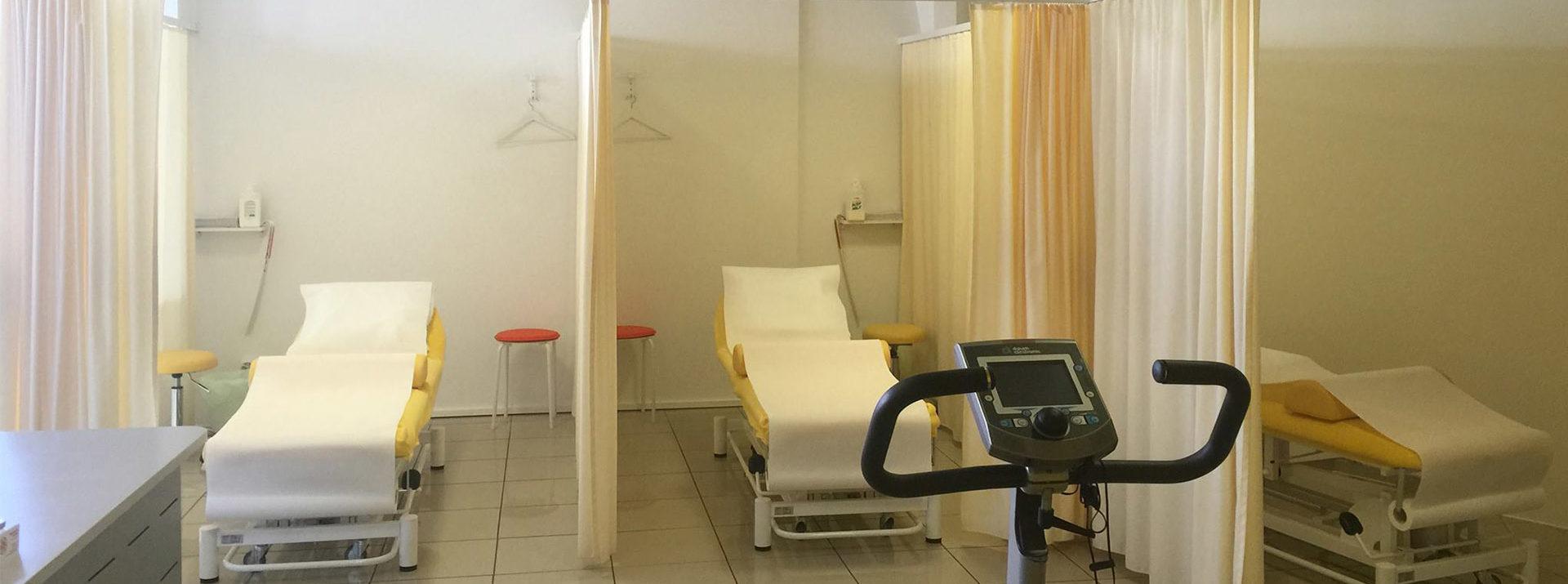Servizio di fisioterapia riconosciuto da tutte le casse malati